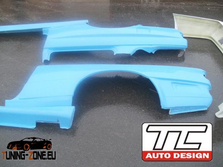 E30 Body Kit Install Bmw 3 E30 m3 Wide Body Kit