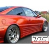 Opel CALIBRA - spoilery progowe+panele drzwiowe / side skirts+doors and fenders panels - TC-CAL-02
